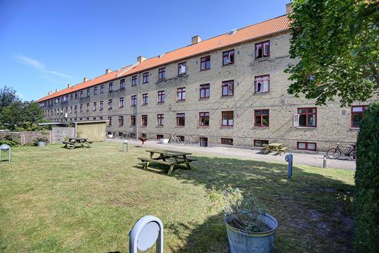 Ejerlejlighed på Valby Langgade i Valby - Ejendommen