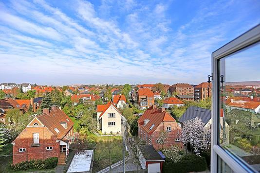 Ejerlejlighed på Duevej i Frederiksberg - Udsigt