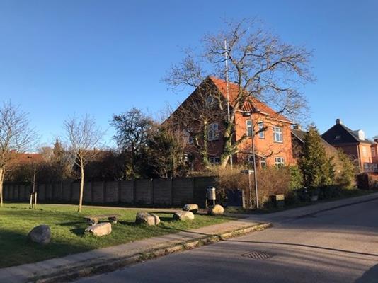 Villa på Kjærstrupvej i Valby - Andet