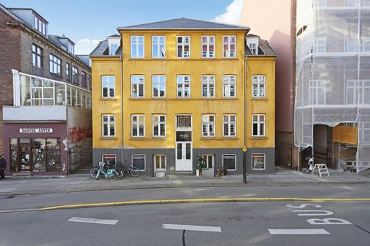 Ejerlejlighed på Danasvej i Frederiksberg C - Andet