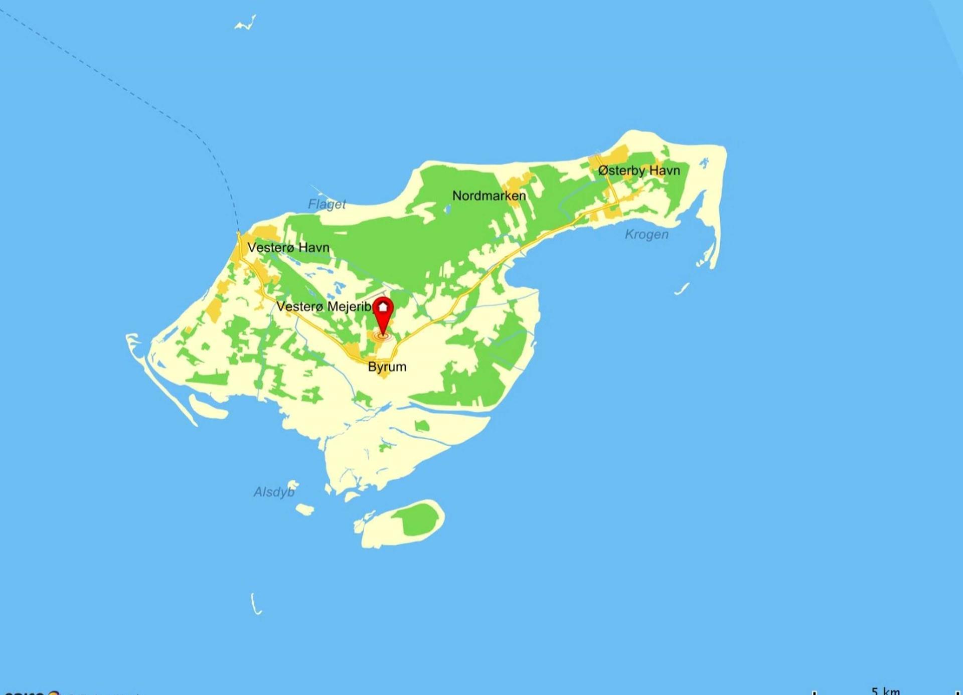 Fritidsgrund på Bøgelunden i Læsø - Andet