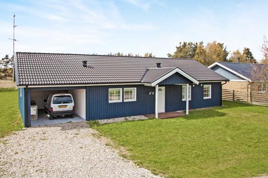 Villa på Enebærvej i Læsø - Ejendommen