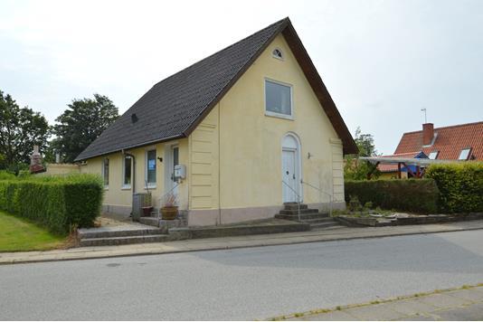 Villa på Irisvej i Jerslev J - Facade