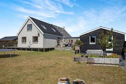 Villa på Mågevej i Læsø - Ejendommen