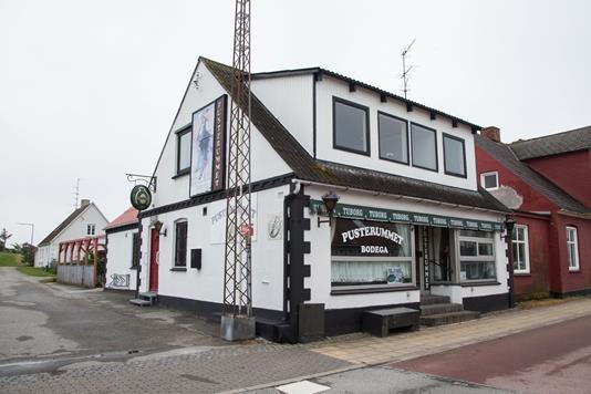 Villa på Byrum Hovedgade i Læsø - Andet