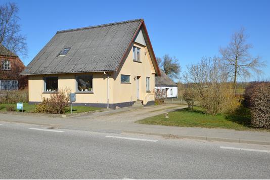 Villa på Klæstrupvej i Jerslev J - Andet