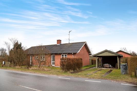 Villa på Gammel Kirkevej i Læsø - Ejendommen