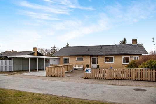Villa på Svanevej i Læsø - Ejendommen