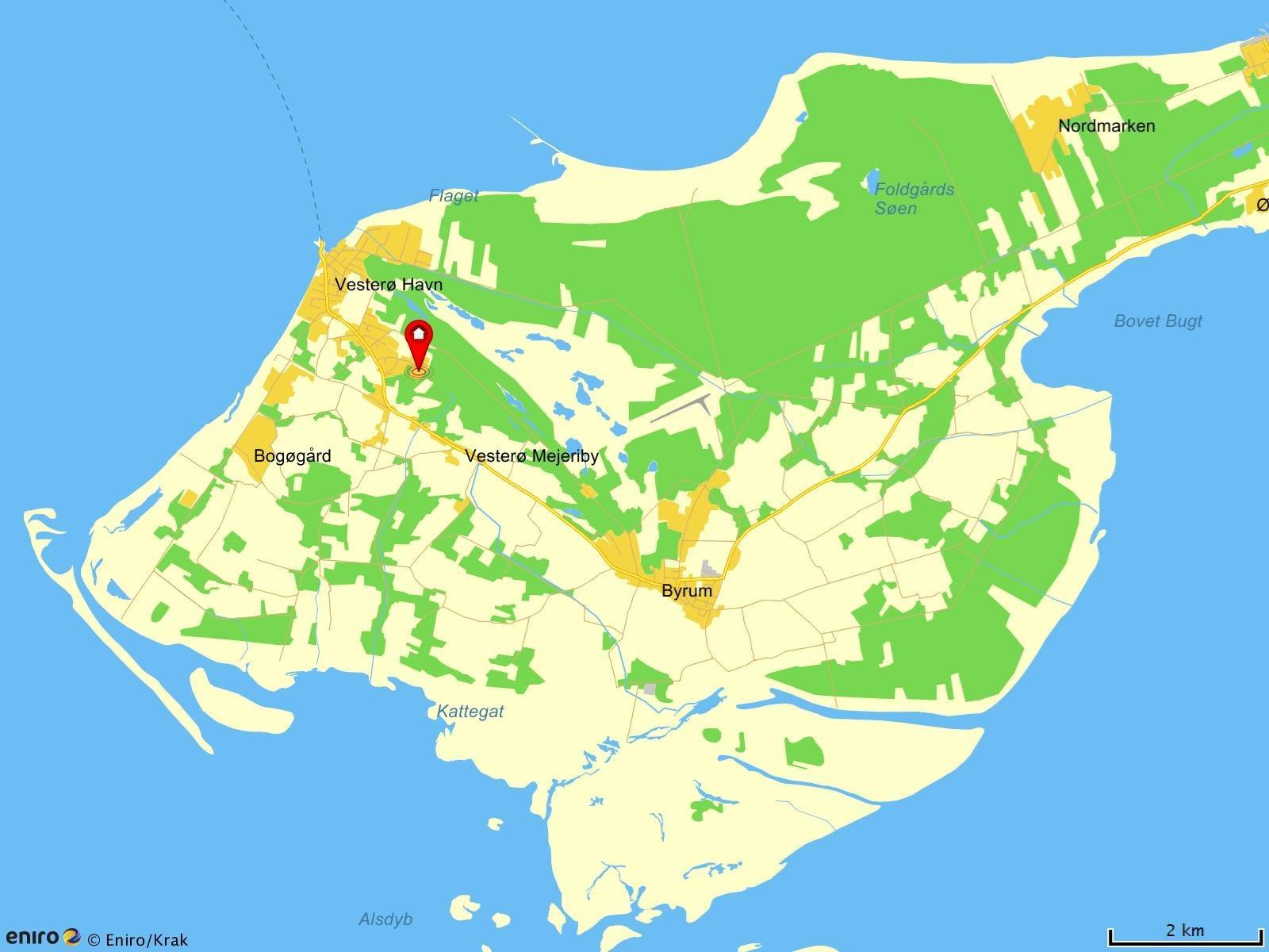 Fritidsgrund på Følfodvej i Læsø - Andet