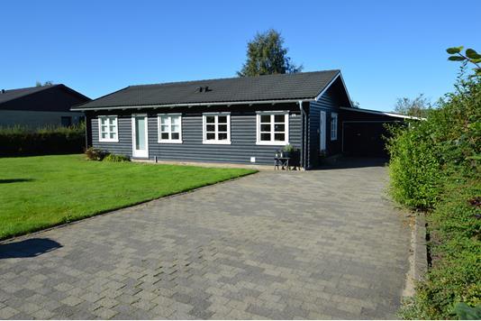 Villa på Brøndenvej i Østervrå - Andet