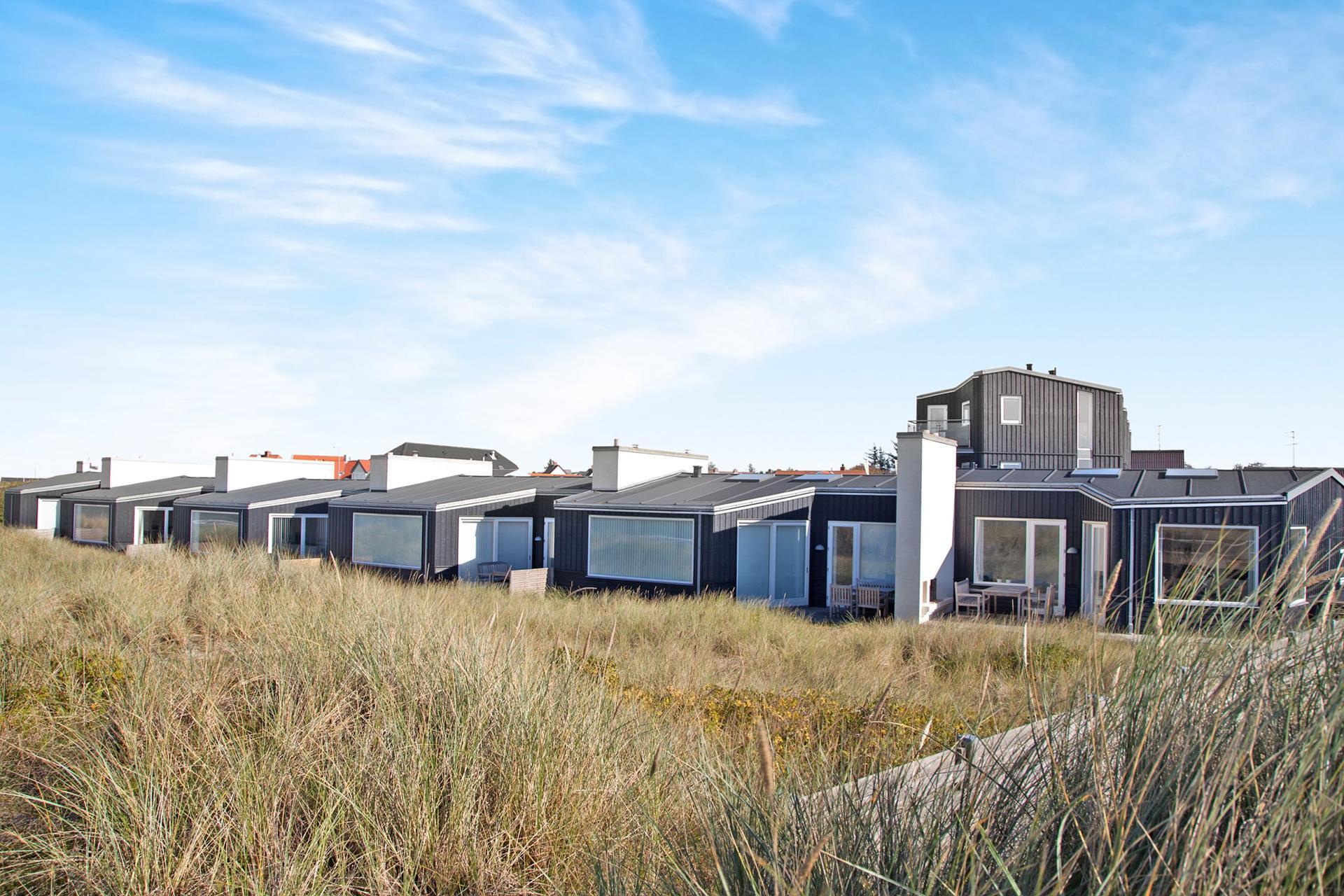 Rækkehus på Strandkanten i Læsø - Ejendommen