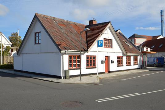 Villa på Borgergade i Jerslev J - Andet