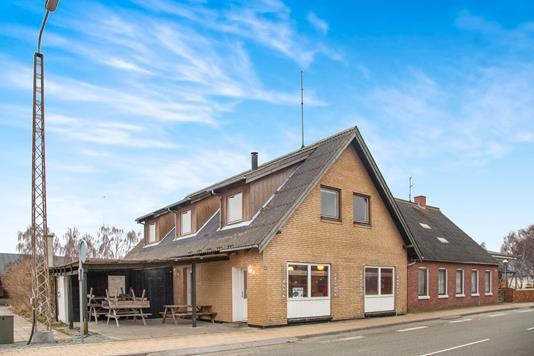 Villa på Byrum Hovedgade i Læsø - Ejendommen