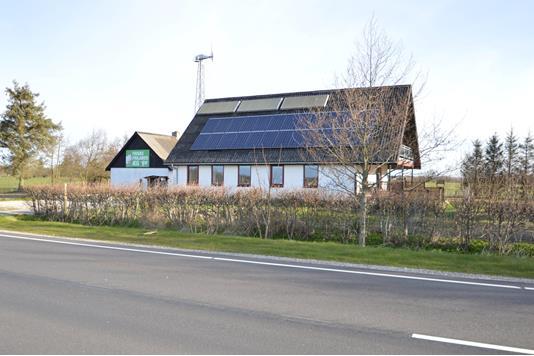 Villa på Blokhusvej i Aabybro - Andet