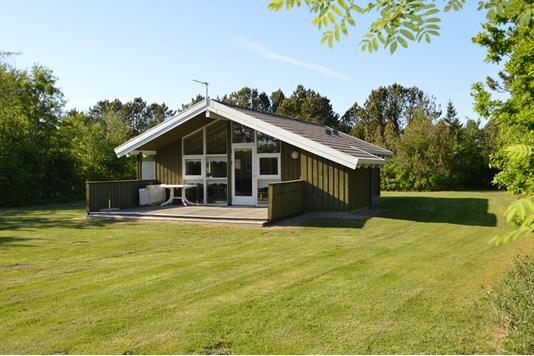 Fritidsbolig på Store Fiskerbanke i Saltum - Andet