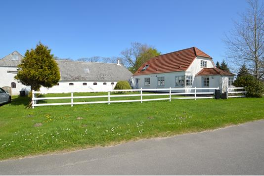 Villa på Hedetoften i Vadum - Andet
