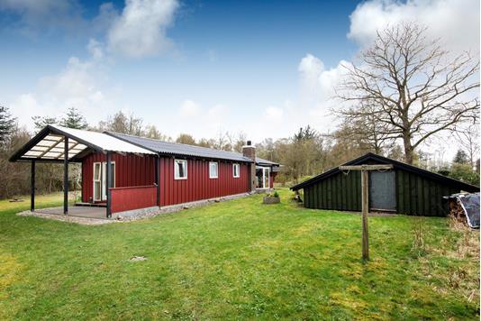 Fritidsbolig på Bjergets Vej i Aabybro - Hus
