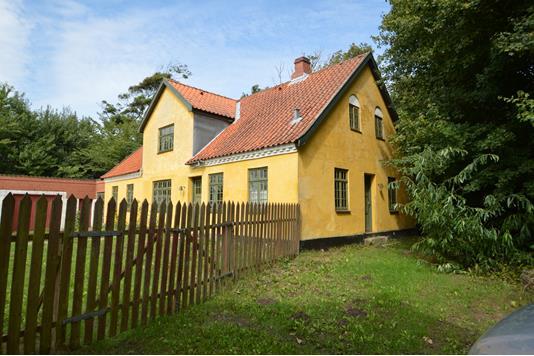 Villa på Øster Vandkrogvej i Jerslev J - Andet