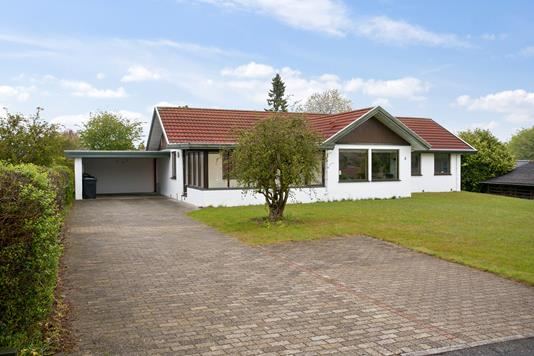 Villa på Marsvej i Vejle - Ejendommen