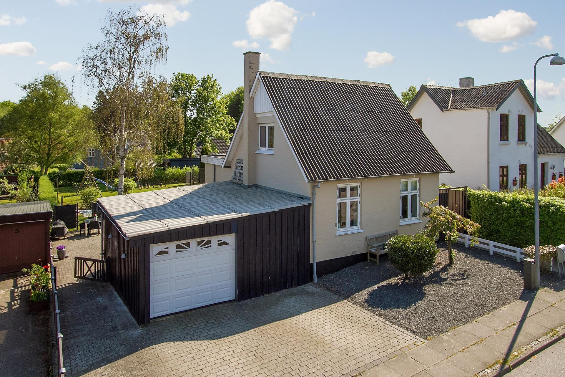 Villa på Skovgaardsvej i Vejle - Ejendommen