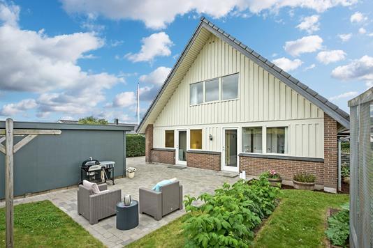 Villa på Sleldeparken i Vejle - Ejendommen