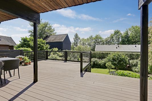 Villa på Askevej i Vejle - Udsigt