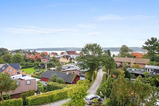 Helårsgrund på Lehmannsvej i Vejle Øst - Udsigt