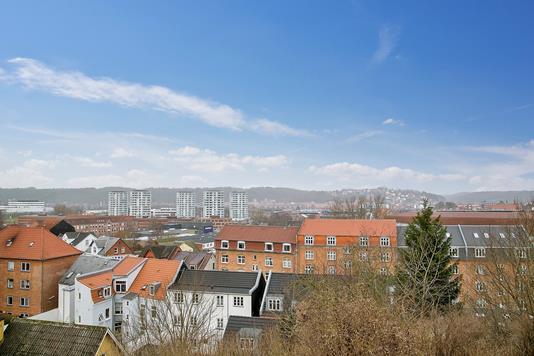 Villa på Teglgaardsvej i Vejle - Udsigt