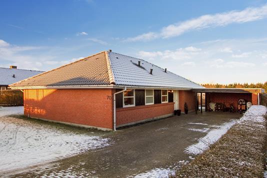 Villa på Erik Eriksens Vej i Vejle - Ejendommen