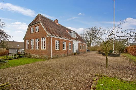 Villa på Vestervang i Bredsten - Ejendommen