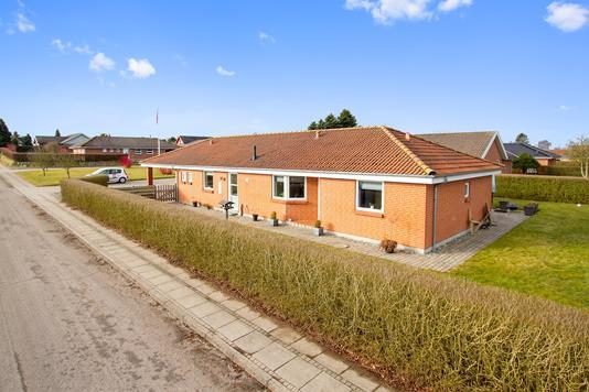 Villa på Solvang i Vejle - Ejendommen
