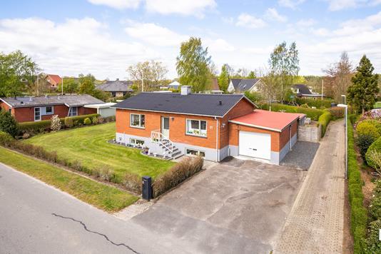 Villa på Buen i Gadbjerg - Mastefoto