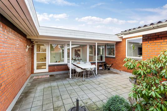 Villa på Lundevej i Vejle - Terrasse