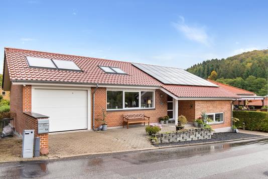Villa på Bolundsvej i Vejle - Ejendommen