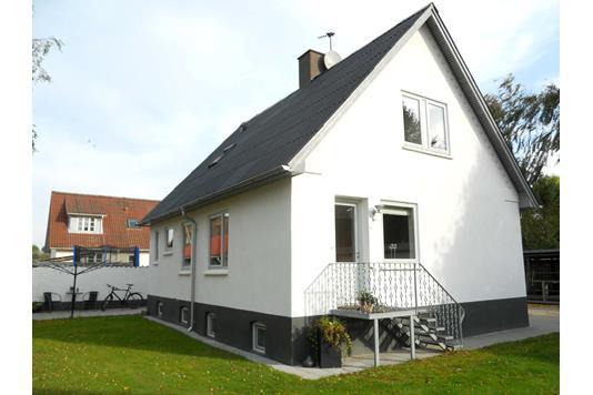 Villa på Vestergade i Aalestrup - Ejendommen