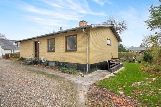 Villa på Gl. Aalborgvej i Møldrup - Ejendommen