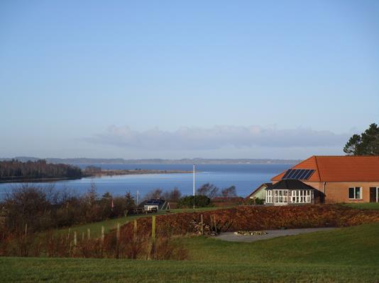 Helårsgrund på Sundbakken i Skals - Byggegrund