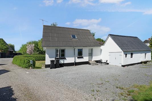 Villa på Gl. Viborgvej i Aalestrup - Ejendommen