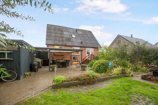 Villa på Kirkebyvej i Aalestrup - Ejendom 1