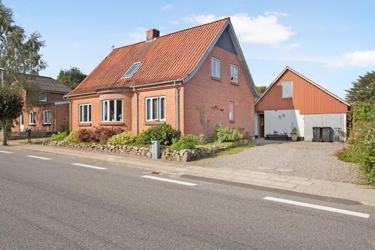 Villa på Gl. Viborgvej i Aalestrup - Ejendom 1