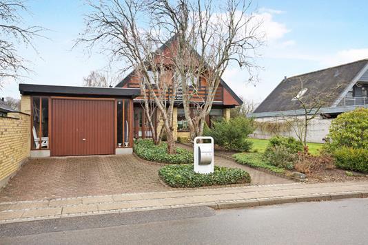 Villa på Birkevej i Aalestrup - Ejendom 1