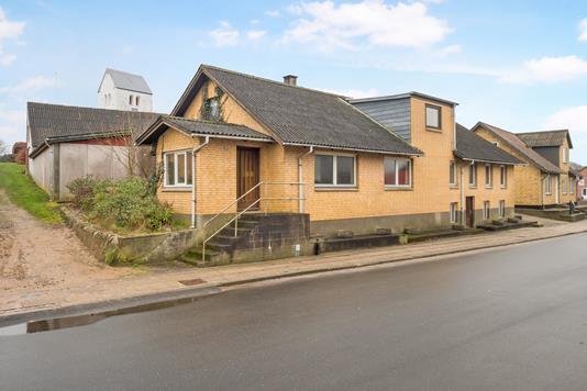 Villa på Borgergade i Skals - Ejendom 1