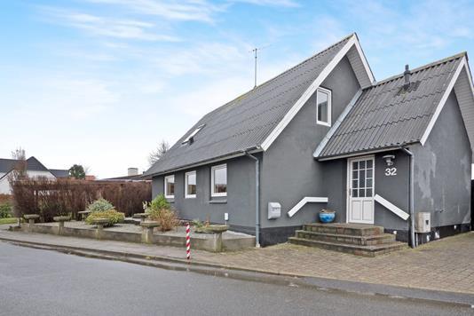 Villa på Naundrupvej i Møldrup - Ejendom 1