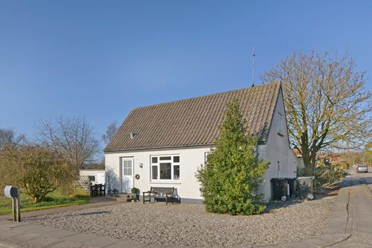 Villa på Egevej i Aalestrup - Ejendom 1