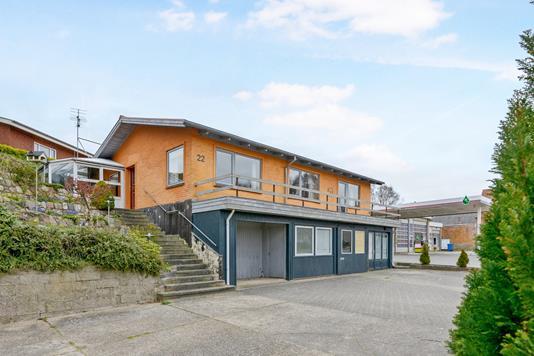 Villa på Vesterbro i Gedsted - Ejendom 1