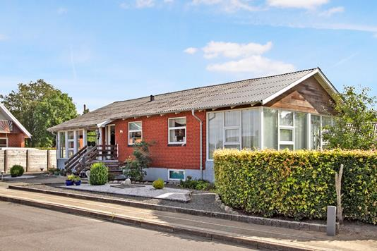 Villa på Bøgevej i Møldrup - Ejendom 1