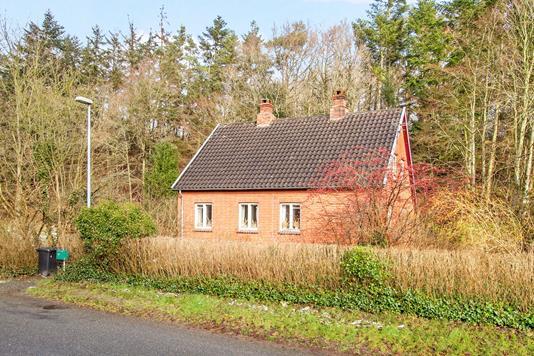 Villa på Vievej i Skals - Ejendom 1