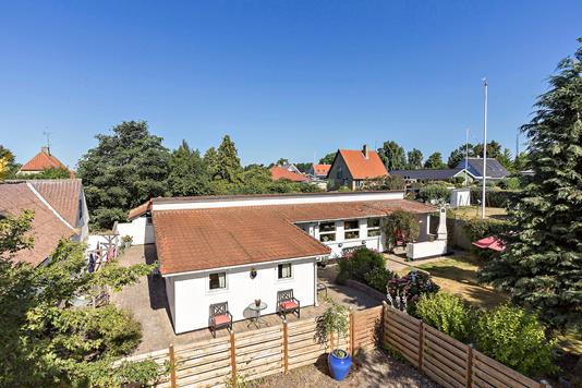 Villa på Nordre Klintevej i Rødvig Stevns - Ejendommen