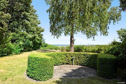 Villa på Kystvej i Solrød Strand - Havudsigt