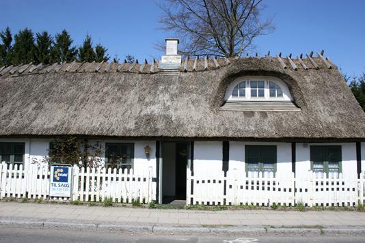 Rækkehus på Snoldelev Bygade i Gadstrup - Andet